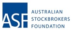 Australian Stockbrokers Foundation logo