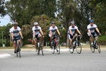 Morgans Perth riding for Youth Focus