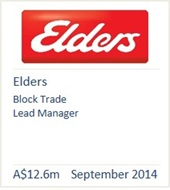 Elders September 2014