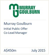 Murray Goulburn, July 2015