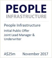 People Infrastructure - November 2017