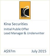 Kina Securities July 2015