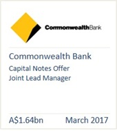 Commonwealth Bank 2017