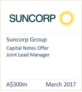 Suncorp Group March 2017