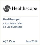 Healthscope July 2014