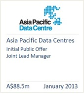 Asia Pacific Data Centres 2013